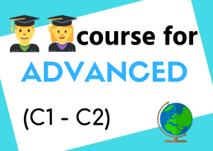 Italian advanced course