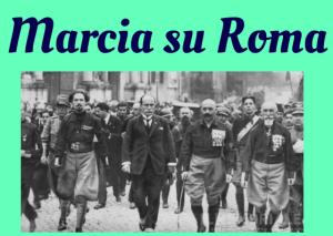 story of marcia su Roma Italian