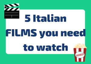Italian must-watch movies