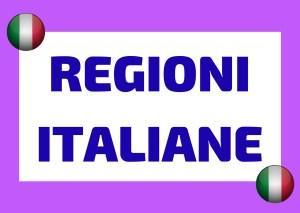 regioni e capoluoghi italiani