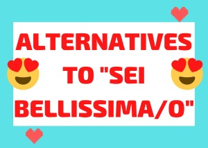 alternatives to bellissima