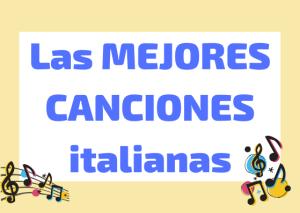 mejores canciones italianas