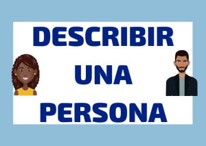 describir una persona en italiano