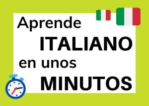 aprende italiano rápido