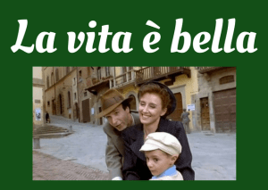 la vita è bella audio italiano