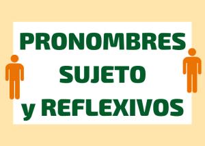 pronombres personales italiano