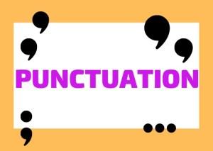 Italian punctuation