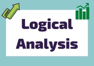 logical analysis in Italian