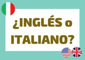 falsos amigos italiano e ingles