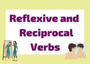 Italian reflexive and reciprocal