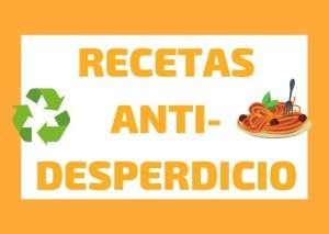 recetas italianas anti-desperdicio