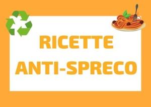 ricette italiane anti-spreco