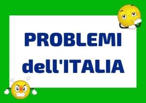 problemi Italia