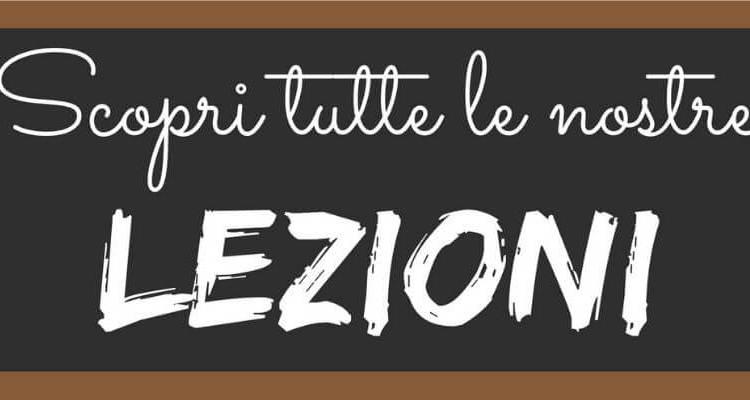 lezioni di italiano