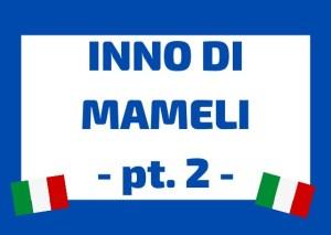 canto degli italiani translation