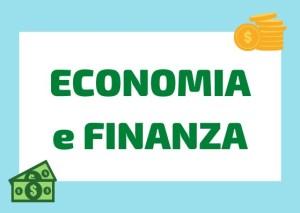 lessico economia e finanza italiano