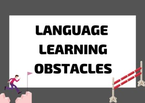 language learning problems