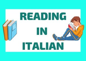 Improve your Italian by reading