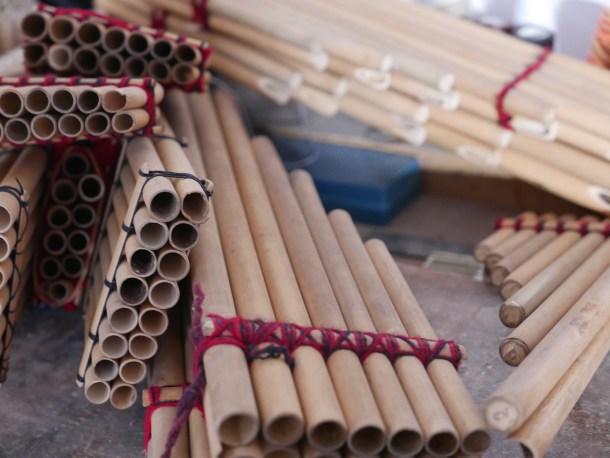 L&K#5 : Apprendre à jouer de la flûte de Pan péruvienne