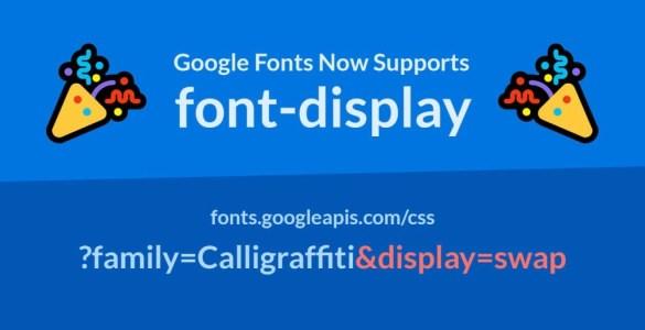 dev devtips google google-fonts Web Development