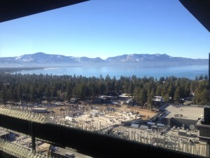 Harrah's Casino View