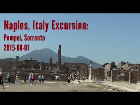 Naples, Italy Excursion