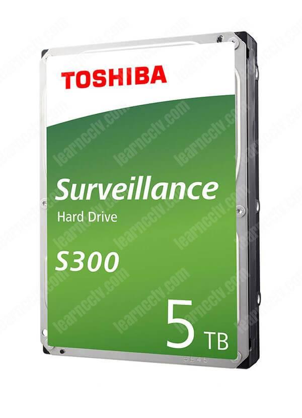 Ổ cứng giám sát Toshiba S300