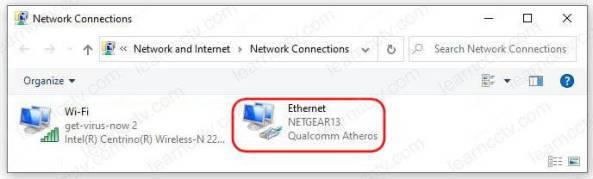 Kết nối mạng Windows