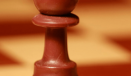 How the pawn moves, learn how to play chess,