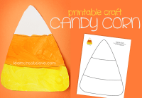 printable templates for halloween crafts