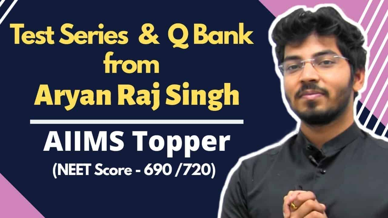 Aryan Raj Singh Chemistry Question Bank Zip All Chapters
