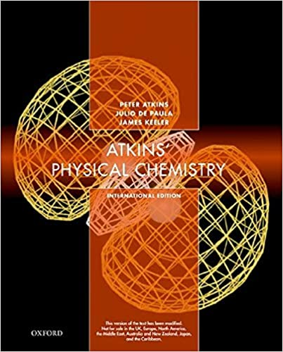 Atkins Physical Chemistry PDF