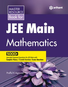 Master Resource Book in Mathematics for JEE Main Arihant PDF free Download