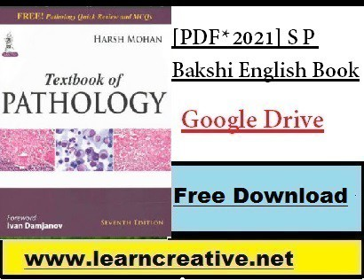 [PDF*2021] Harsh Mohan Textbook of Pathology 7th Edition