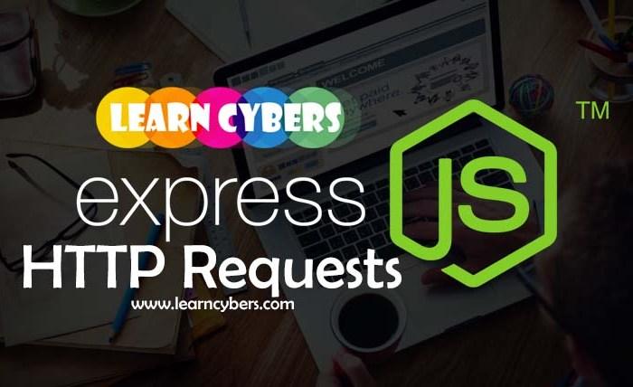 http requests express js