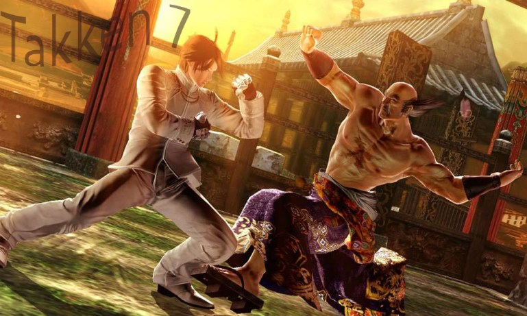 free online or Play Tekken 7 on PS4, Xbox, PC& on android, Recommended Systems, spec, requirement, history 3