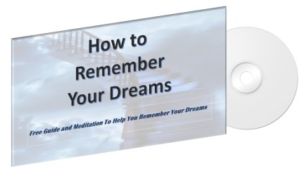How to Remember Your Dreams w Pamela Cummins