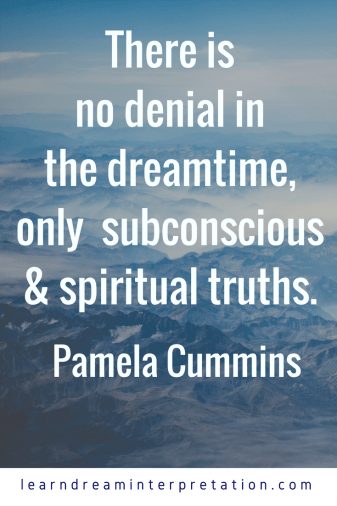 Dream Interpretation Services with Pamela Cummins
