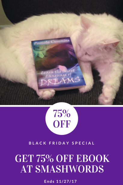 Learn the Secret Language of Dreams Black Friday Special at Smashwords