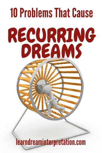 Problems that cause recurring dreams