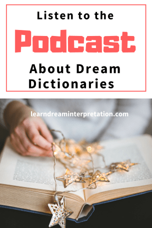 dream dictionary podcast