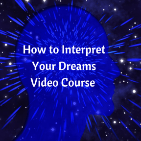 How to Interpret Your Dreams Video Online Course on Teachable