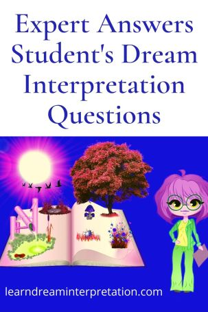 Answers for Dream Interpretation Questions
