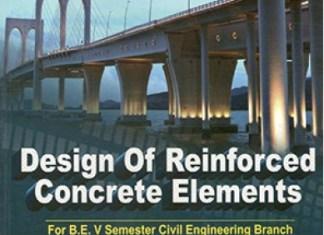 CE6505 Design of Reinforced Concrete Elements