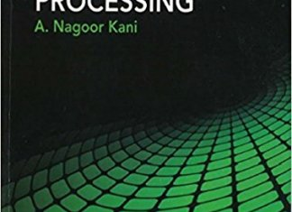 EC6502 Principles of Digital Signal Processing