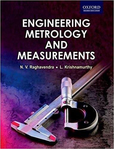ME6504 Metrology and Measurements