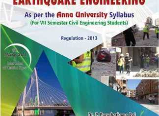 CE6701 Structural Dynamics and Earthquake Engineering