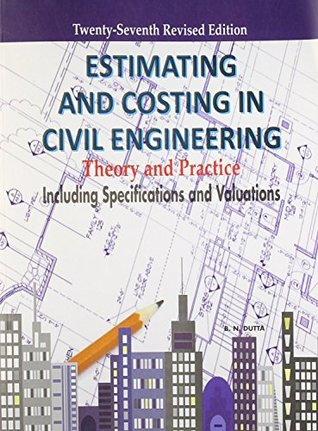 PDF] CE6704 Estimation and Quantity Surveying Lecture Notes, Books