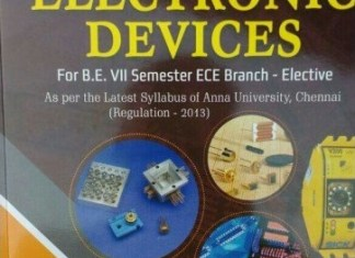 EC6016 Opto Electronic Devices