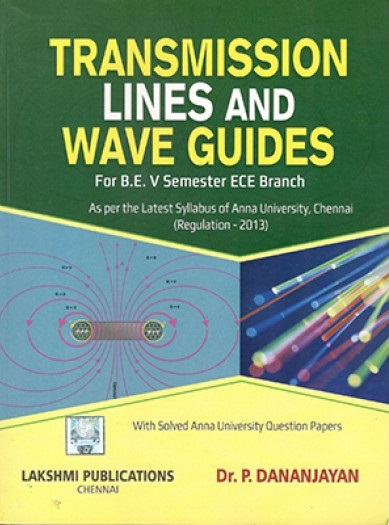 EC6503 Transmission Lines and Wave Guides